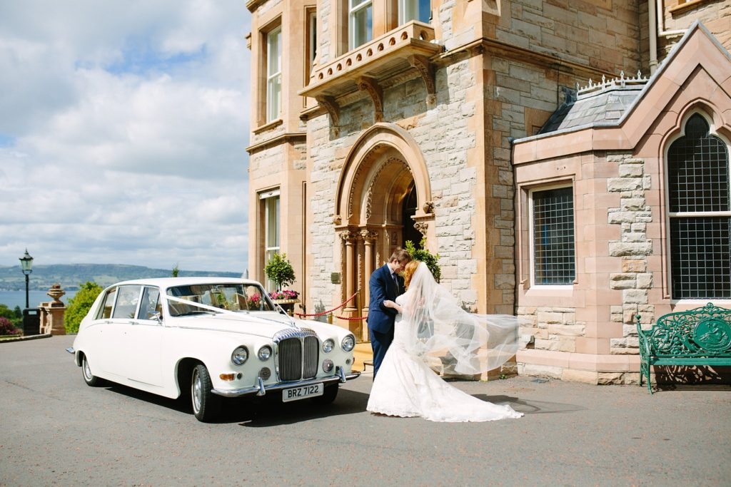 Culloden Estate & Spa wedding