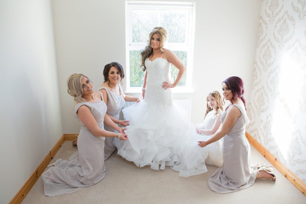 Redcastle Hotel wedding